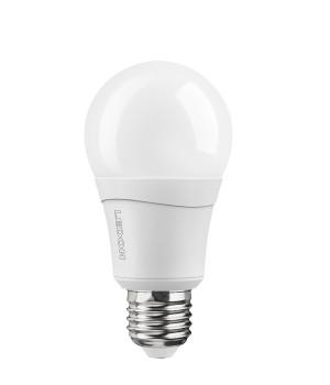 LAMPE LED Classique - Gros culot - Equiv.75W - Blanc chaud - Double clic