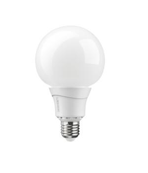 LAMPE LED Globe - Gros culot - Equiv. 75W - Blanc chaud - Variable